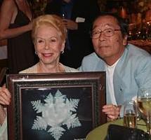 Luiz Hej i Masaru Emoto