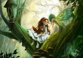 Sasha_n_the_fairy_by_darkmello
