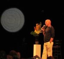 Svetleće Orbite na fotografiji sa predavanja