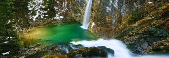 photo:Salza Waterfall II by =Nightline