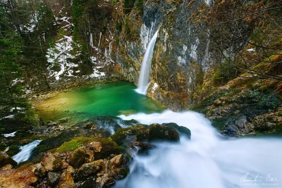 photo:Salza Waterfall II by =Nightline