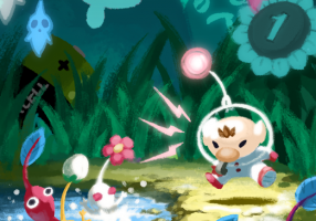 photo: pikmin by fenryk