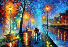 photo by: leonidafremov